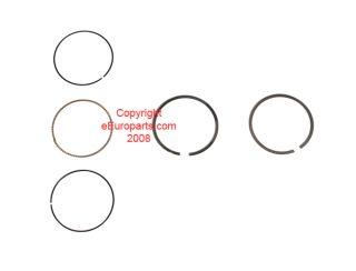 New Genuine Saab Piston Ring Set Std 55557263