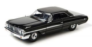 Greenlight Men in Black III 1964 Ford Galaxie 1969 Agent Diecast Car 1 18 12850