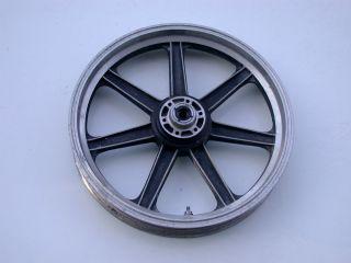 "Ultra RARE 18"" Lester Front Mag Wheel Honda CB750 GL1000 Goldwing Cafe Racer"