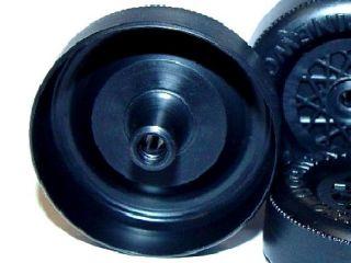 Pro Ultra Lite Pinewood Derby Wheels Set of 4 Fastest BSA Wheels 1 Gram Ea