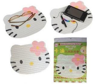 Hello Kitty Car Non Slip Anti Slip Mat Auto Accessories