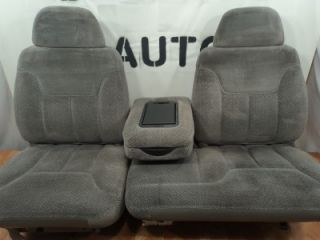 95 99 Chevy Tahoe Silverado Yukon Suburban Truck Seats