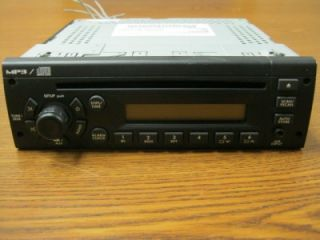 New M2 Freightliner Semi Truck MP3 CD Weather Band Aux Radio Player