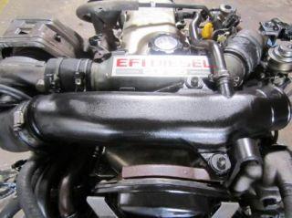 Toyota Tacoma 4Runner Hilux Surf Turbo Diesel Engine Auto Trans ECU JDM 2LTE