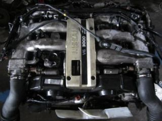 90 95 Nissan Fairlady Z 300zx Z32 Twin Cam Non Turbo Engine JDM VG30DE