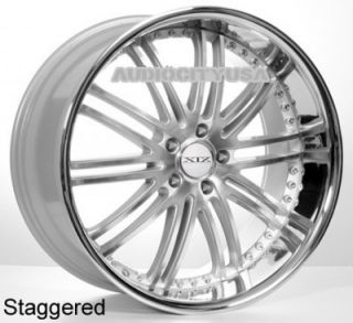 """22"""" x23 Sil for Mercedes Benz Wheels and Tires Rims s CL GL AMG ml GL Class"""