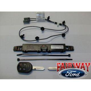 11 12 13 F 150 Genuine Ford Parts Remote Starter Kit Plug N Play RPO New