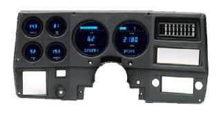 73 87 Chevy GMC Pickup Truck Dakota Digital Dash GM Pickup