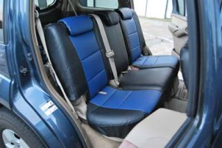 ... Nissan Pathfinder 2013 2014 S Leather Custom Seat Cover ...