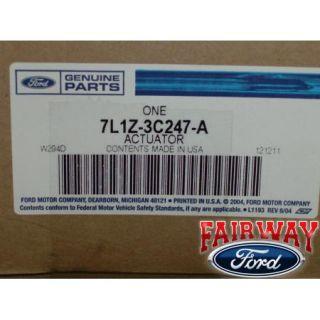 04 thru 14 F 150 Genuine Ford Parts IWE 4WD Auto Hub Lock Actuator