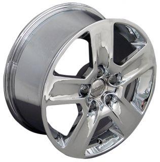 "16"" A4 Wheels Chrome 16x7 Set Rim Fits Audi"