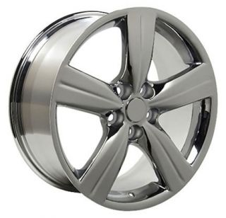"""18"""" GS Wheels Chrome 18 x 8 Set Rims Fit Lexus"""