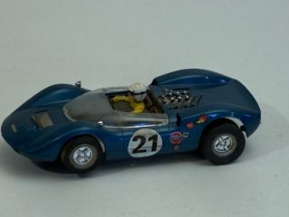 Vintage 1960's Monogram 1 24 Scale McLaren Elva Slot Car