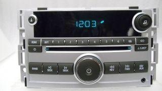 New 08 09 Chevy Chevrolet Malibu Radio Stereo  CD Player Aux 25842777
