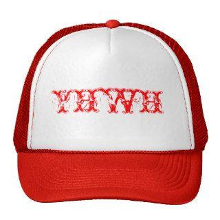 YHWH MESH HAT