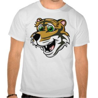 Cartoon Tiger Tees