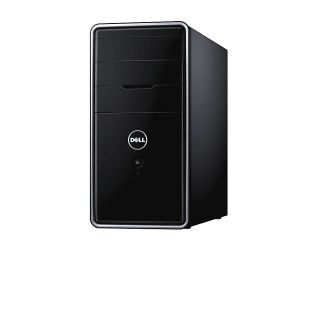 Dell Inspiron 3000 i3847 3078BK Desktop Computer With 4th Gen Intel Pentium G3220 Processor Windows 7 Pro