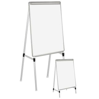 MasterVision Easy Clean Dry Erase Easel 27 x 35