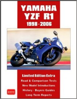 Yamaha YZF R1 Limited Edition Extra: 1998 2006: R.M. Clarke: 9781855208278: Books