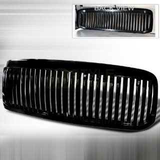1999 2004 Ford F250 Vertical Grill Black: Automotive