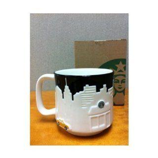 Starbucks New York Taxi Edition Mug, 16 oz Kitchen & Dining