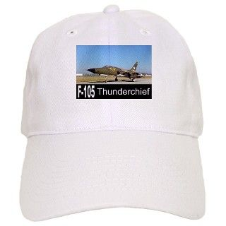 F 105 Thunderchief Baseball Cap by zoomwear