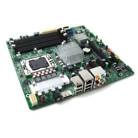 Genuine Dell Studio XPS 435MT Tower Motherboard Part Number R849J 0R849J. Supports Intel Core i7, 1066 MHz and 1333 MHz Memory: Computers & Accessories