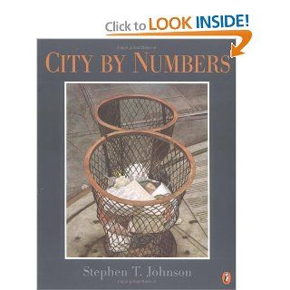 City by Numbers: Stephen T. Johnson: 9780140566369: Books