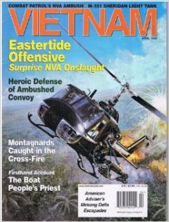 Vietnam Magazine: Eastertide Offensive   Suprise NVA Onslaught (April 1999, Volume 11 Number 6): Col Harry G Summers Jr: Books