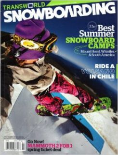 Transworld Snowboarding (April 2010, Volume 23, Number 9): Annie Fast: Books