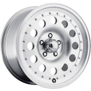 Ultra Type 62 Trailer 14 Machined Wheel / Rim 5x4.5 with a 0mm Offset and a 83 Hub Bore. Partnumber 062 4565K Automotive
