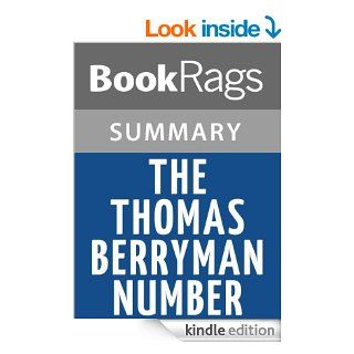 The Thomas Berryman Number by James Patterson  Summary & Study Guide eBook BookRags Kindle Store