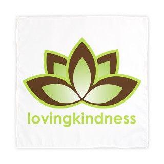 Loving Kindness Cloth Napkins by lovingkindness