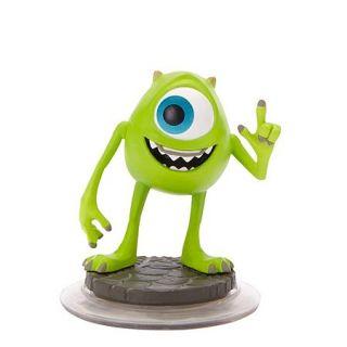 Disney Infinity Game Character Figure   Mike Wazowski