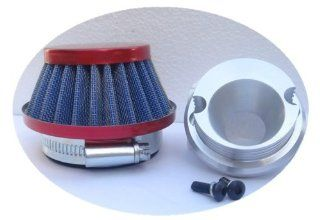 47cc 49cc Red Racing Air Filter Kit Pocket Bike Mini Quad MTA1 MTA2 A4 S4 GPX3: Automotive