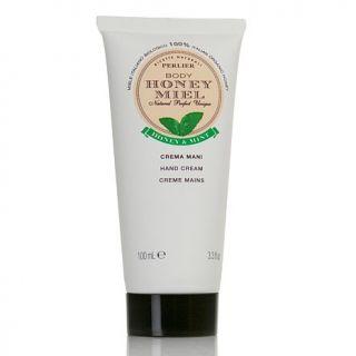 Perlier Honey Mint Hand Cream   3.3oz