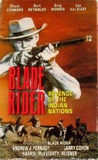 Blade Rider  Revenge of the Indian Nations: Chuck Connors, Burt Reynolds, Greg Morris, Lee Van Cleef, Harris / McEveerty / Reisner: Movies & TV