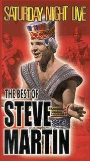 Saturday Night Live   The Best of Steve Martin [VHS]: Don Pardo, Lenny Pickett, Darrell Hammond, Seth Meyers, Fred Armisen, Kenan Thompson, G.E. Smith, Tim Meadows, Kevin Nealon, Jason Sudeikis, Bill Hader, Horatio Sanz, Christopher Guest, Mike de Seve, Ro