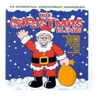The Christmas Album: 43 Essential Christmas Crackers. British two CD set: Music