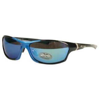"Xloop ""High Flyer"" Plastic Frame Sport Sunglasses   xl2312   Yellow Black Clothing"