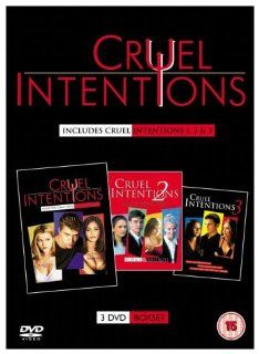 Cruel Intentions / Cruel Intentions 2 / Cruel Intentions 3: Robin Dunne, Sarah Thompson, Keri Lynn Pratt, Amy Adams, Barry Flatman, Mimi Rogers, Teresa Hill, Barclay Hope, Tane McClure, David McIlwraith, Jonathan Potts, Caley Wilson, Roger Kumble, Scott Zi
