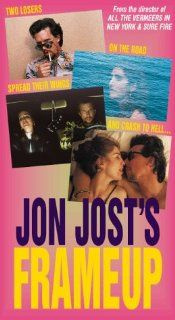Jon Jost's Frameup [VHS]: Howard Swain, Nancy Carlin, Kate Sannella, Richard Reynolds, Kathryn Sannella, Jon Jost, Henry S. Rosenthal: Movies & TV