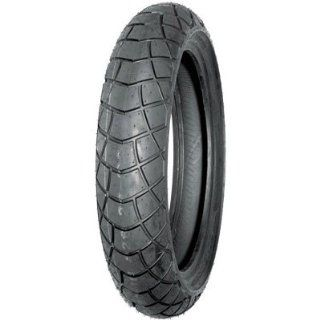 Shinko SR428 Series Tire   Front   130/80 18 , Position: Front, Tire Size: 130/80 18, Rim Size: 18, Tire Ply: 4, Speed Rating: P, Tire Type: Dual Sport, Tire Application: All Terrain XF87 4483: Automotive