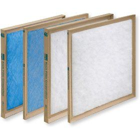 Koch Filters Commercial & Disposable Fiberglass Panel Filters 274 250 250 Commerical & Industrial Disposable Panel designed for light to medium duty air filtration applications 25Hx25Lx1W (Pack of 12): Industrial & Scientific