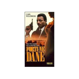 Fortune Dane [VHS]: Carl Weathers, Daphne Ashbrook, Joe Dallesandro, Penny Fuller, Alberta Watson, Charles Correll: Movies & TV