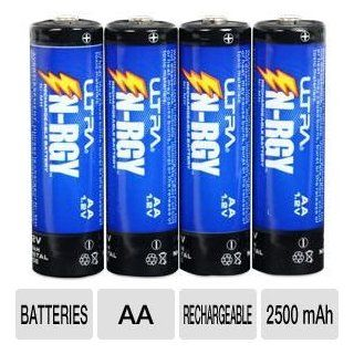 Ultra N RGY AA Rechargeable Batteries: Sweelinck & 7 others, Bradford Tracey: Electronics