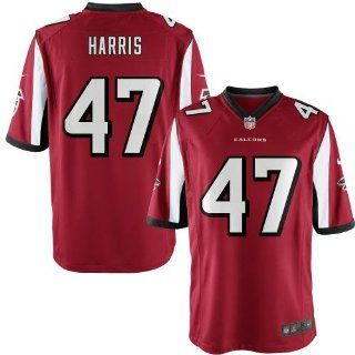 Nike Youth Atlanta Falcons Josh Harris Team Color Game Jersey: Sports & Outdoors