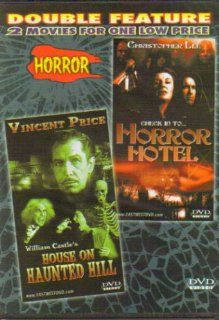 House On Haunted Hill + Horror Hotel: Vincent Price: Movies & TV