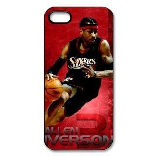 Allen Iverson Hard Case Cover Skin for Iphone 5, Allen Iverson Iphone 5 Case: Electronics