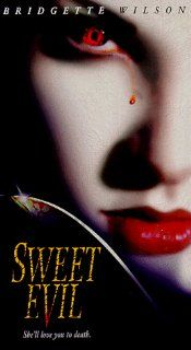 Sweet Evil [VHS]: Andrea Riave, Al Sapienza, Doug Demarco, William Knight, Donna Spangler, Stephanie Champlin, John McCafferty, Alina Fierra, Scott Cohen, Michael Paul Girard, Ken Karros, Michael Feifer, Steve Tymon: Movies & TV